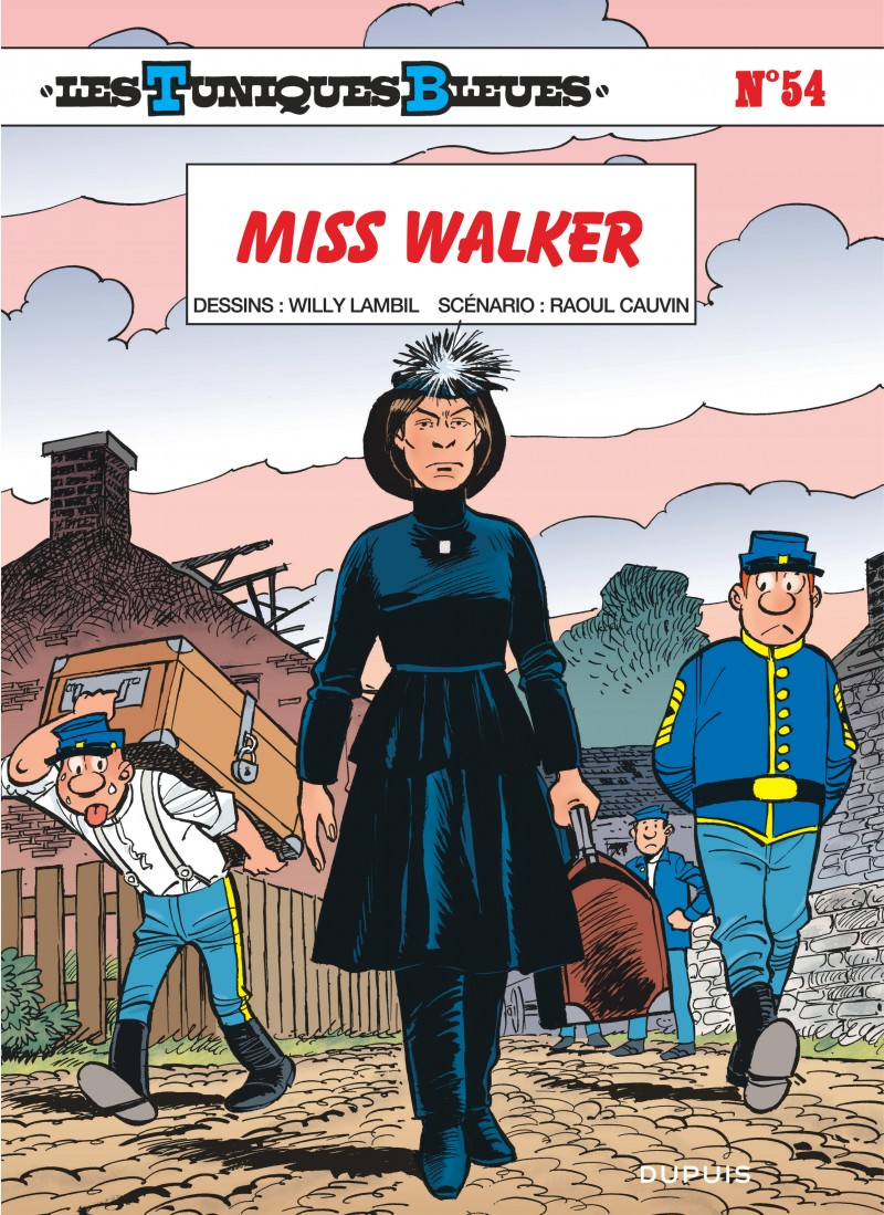 The Bluecoats - tome 54 - Miss Walker