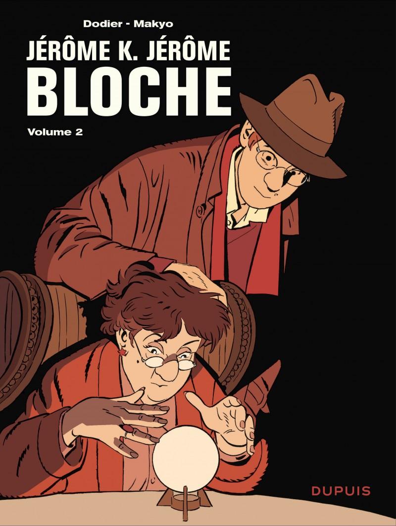 Jérôme K. Jérôme Bloche - L'intégrale - tome 2 - Jérôme K. Jérôme Bloche - L'intégrale - tome 2
