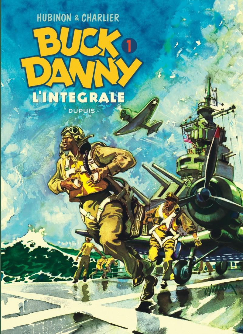 Buck Danny - L'intégrale - tome 1 - Buck Danny - L'intégrale - Tome 1