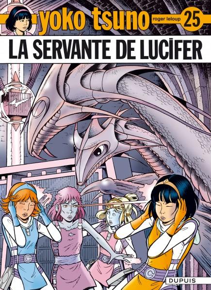 Yoko Tsuno - La servante de Lucifer