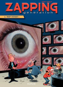 cover-comics-zapping-generation-tome-5-trop-voyant