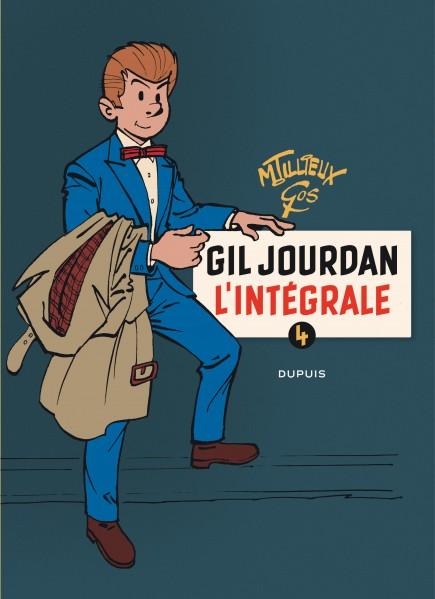 Gil Jourdan - Integrales - Gil Jourdan - L'Intégrale - tome 4