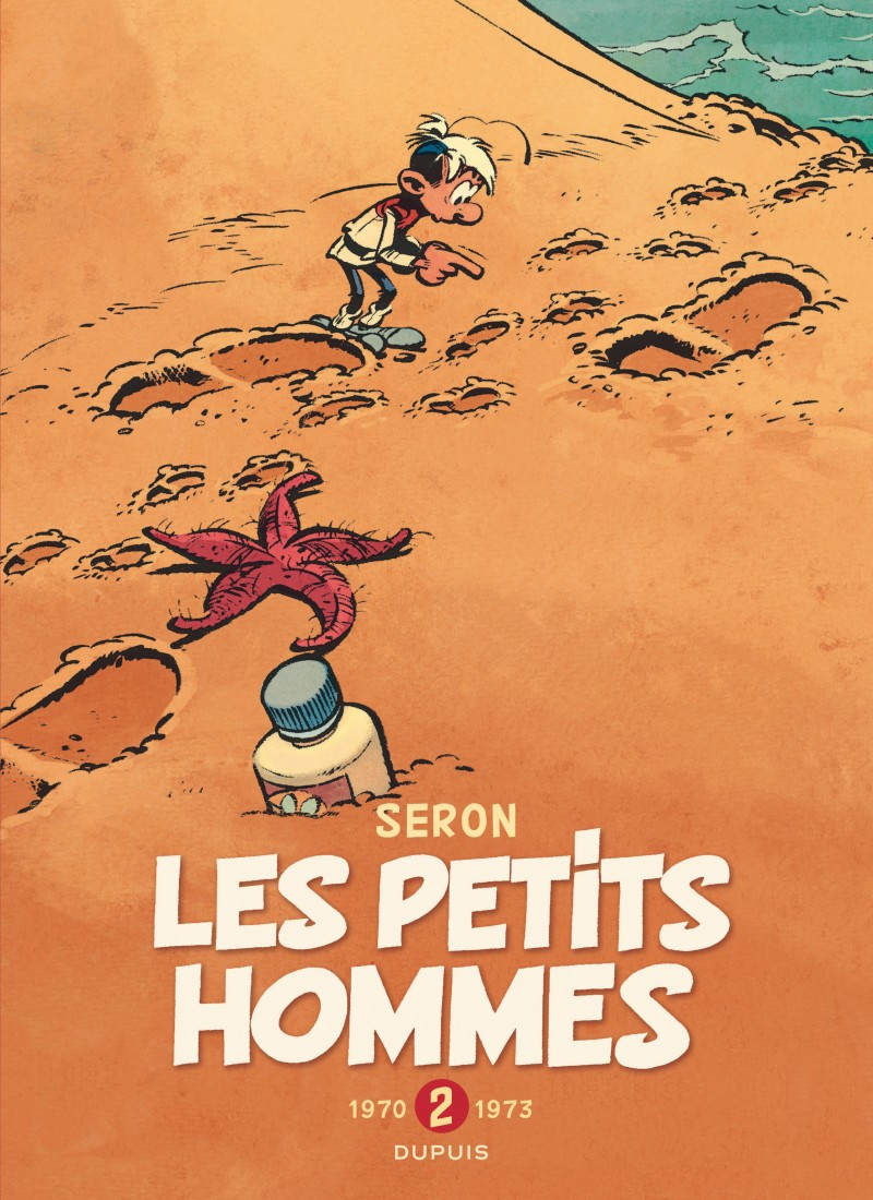 Les Petits Hommes - L'intégrale - tome 2 - 1970-1973