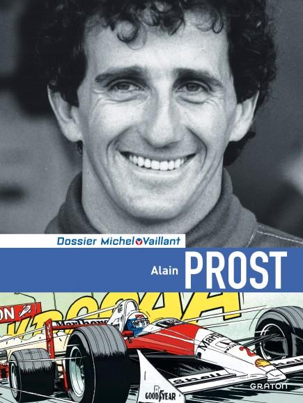 Michel Vaillant - Files - Alain Prost
