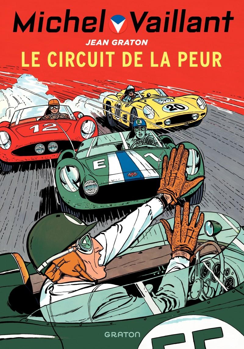Michel Vaillant - tome 3 - Le circuit de la peur