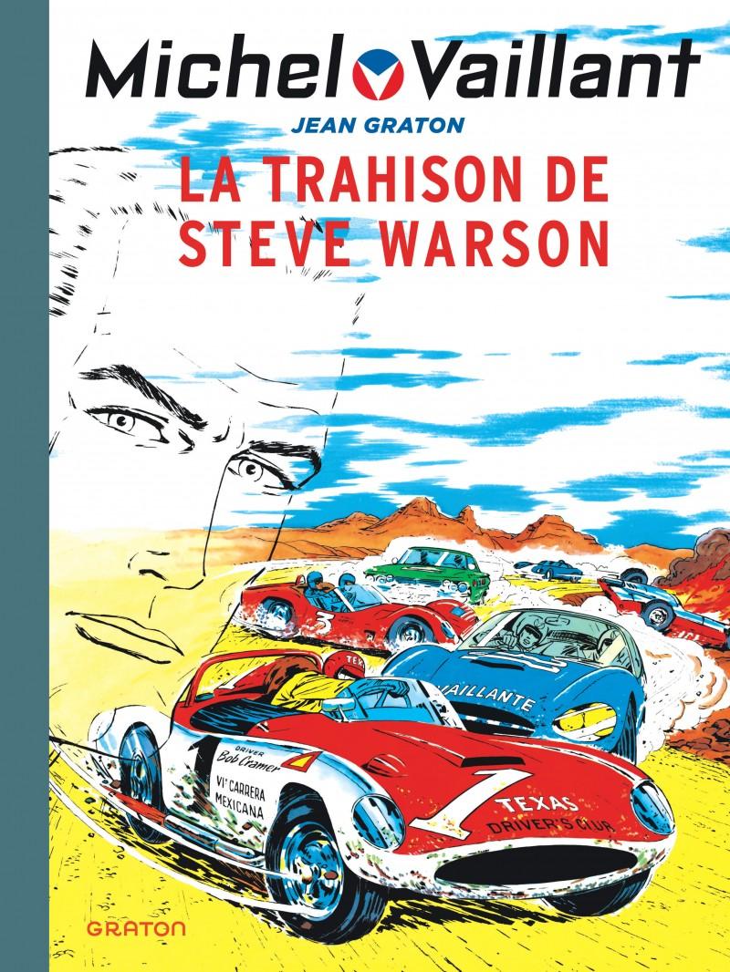 Michel Vaillant - tome 6 - La trahison de Steve Warson