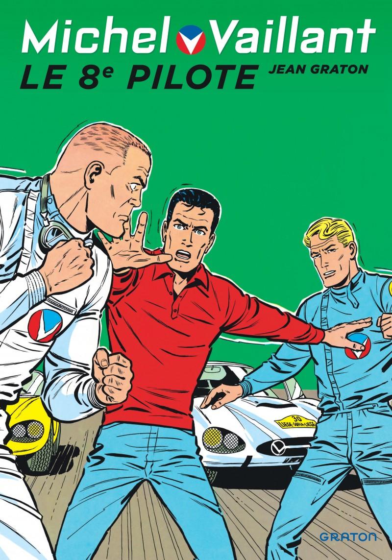 Michel Vaillant - tome 8 - Le 8e pilote