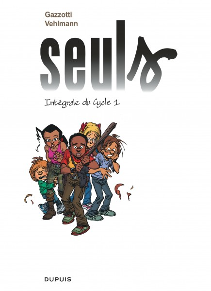 Seuls - L'intégrale - 1er cycle
