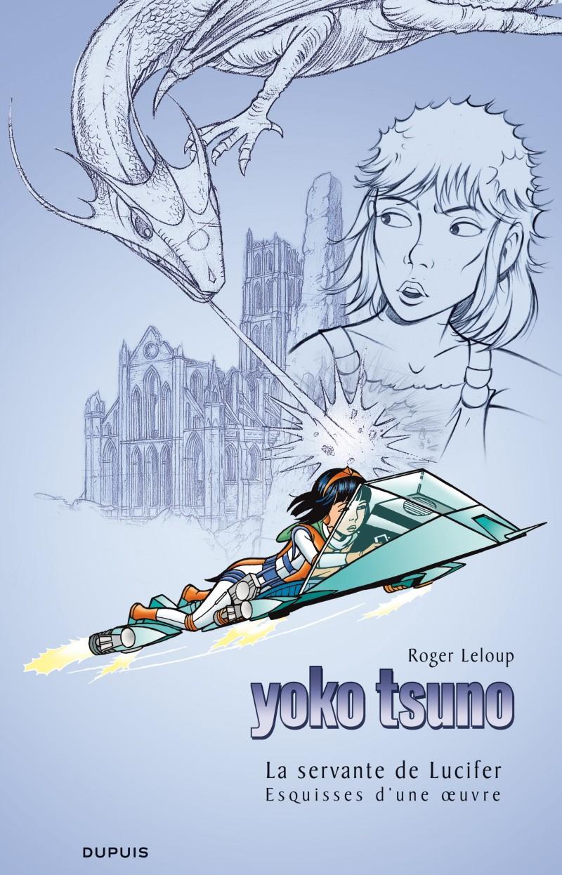 Yoko Tsuno - tome 25 - La servante de Lucifer