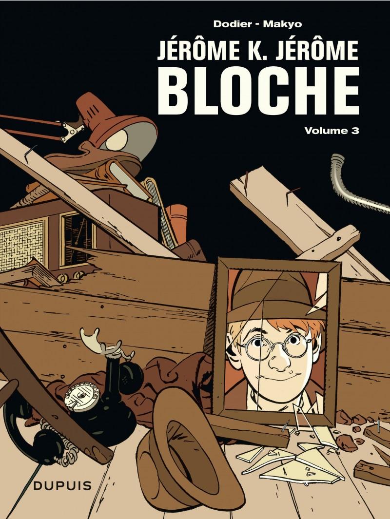 Jérôme K. Jérôme Bloche - L'intégrale - tome 3 - Jérôme K. Jérôme Bloche - L'intégrale - tome 3