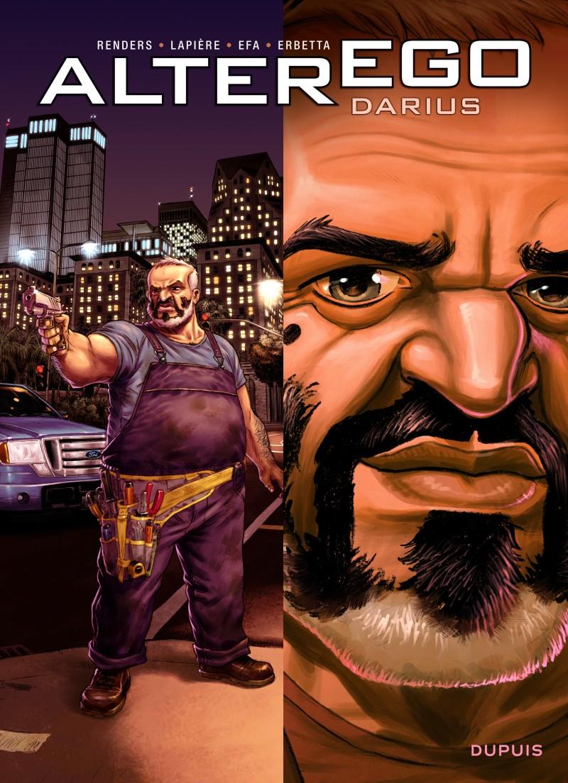 Alter Ego - Saison 1 - Darius