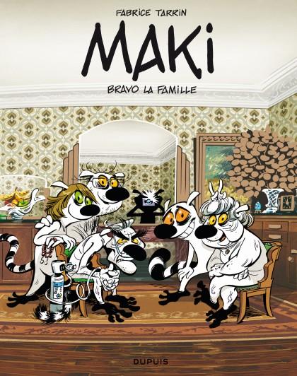 Maki - Bravo la famille