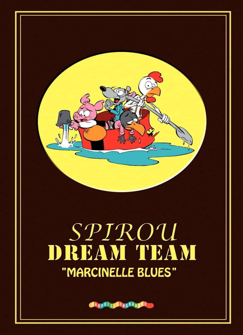 Dreamteam - tome 1 - Marcinelle blues