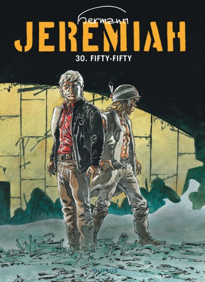 Jeremiah - Fifty-fifty
