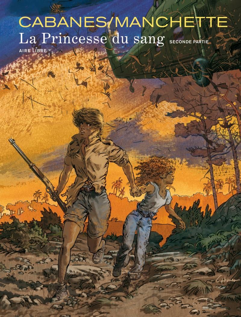 La princesse du sang - tome 2 - La Princesse du sang - seconde partie