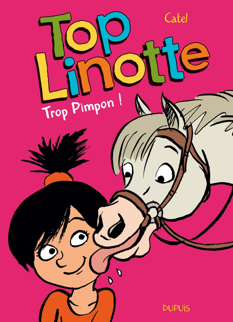 Top Linotte - tome 2 - Trop Pimpon !