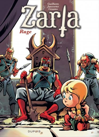 Zarla - Rage