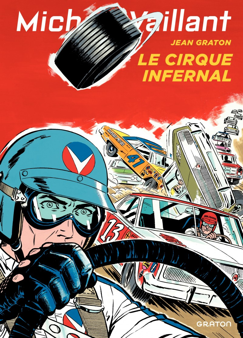 Michel Vaillant - tome 15 - Le cirque infernal