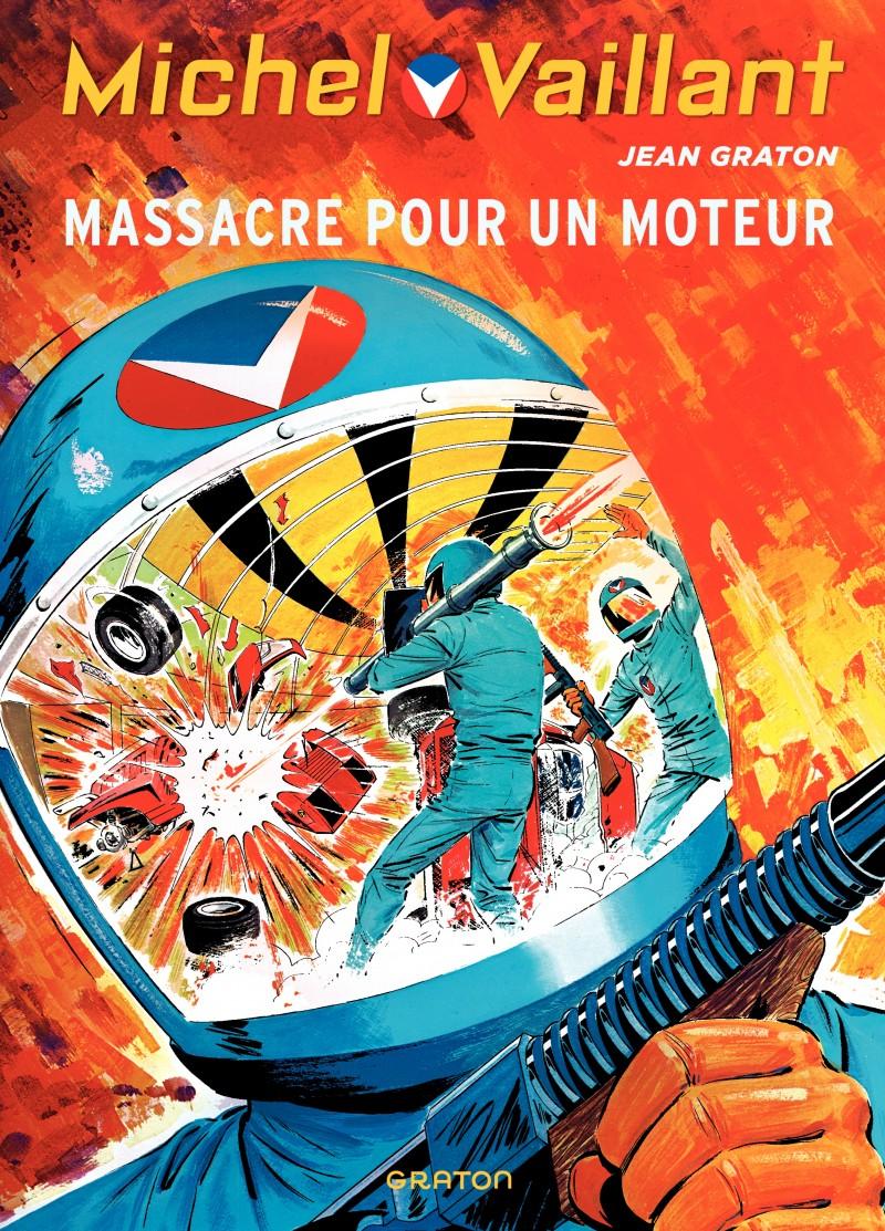 Michel Vaillant - tome 21 - Massacre pour un moteur