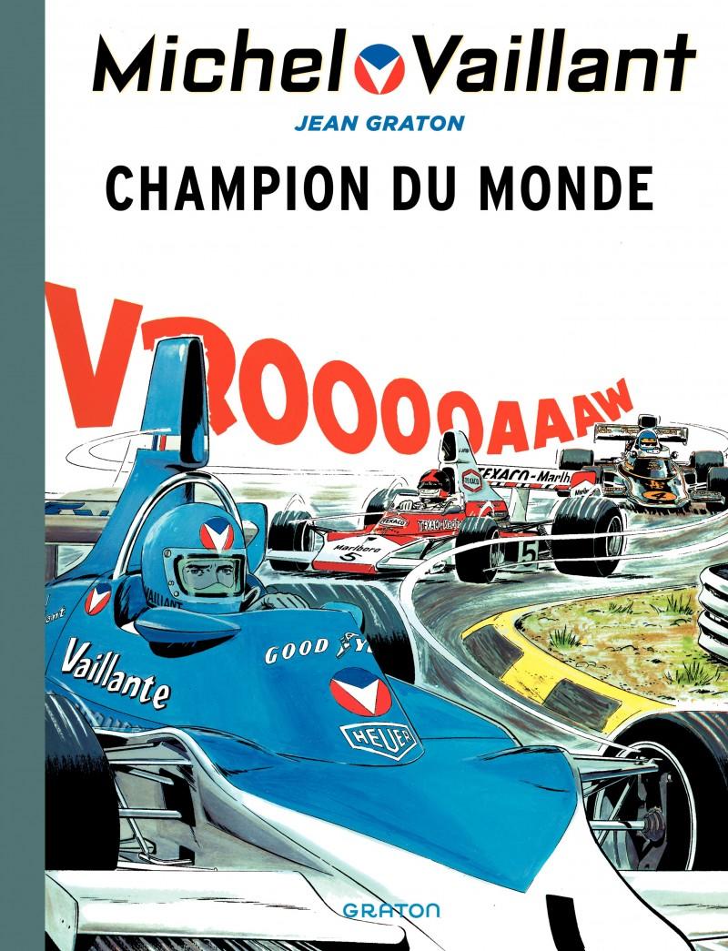 Michel Vaillant - tome 26 - Champion du monde