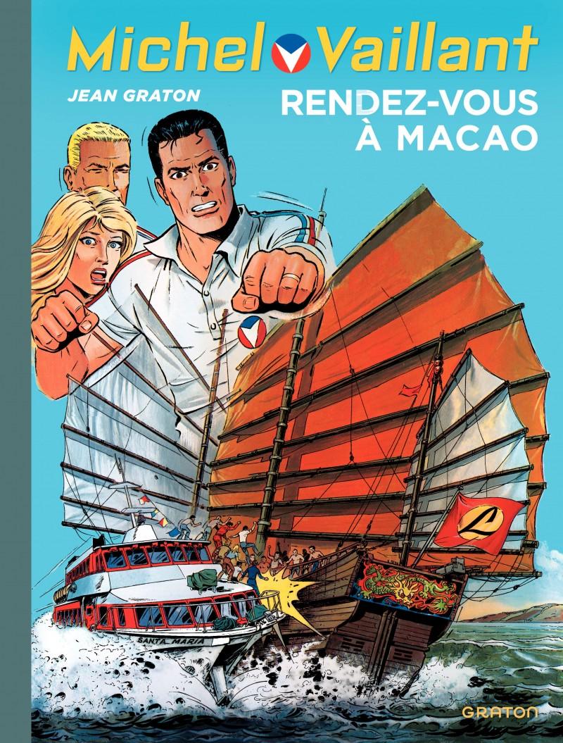 Michel Vaillant - tome 43 - Rendez-vous à Monaco