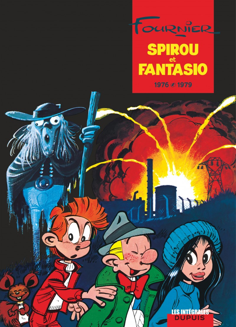 Spirou et Fantasio - L'intégrale - tome 11 - 1976 - 1979