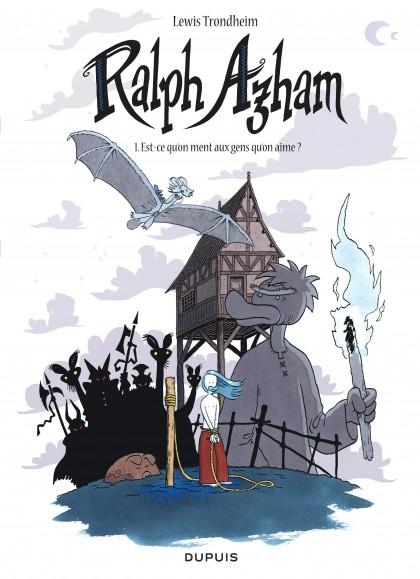 Ralph Azham - Est-ce qu'on ment aux gens qu'on aime ?