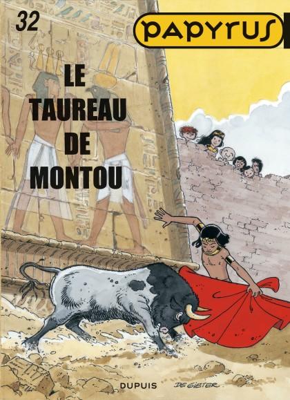 Papyrus - Le taureau de Montou
