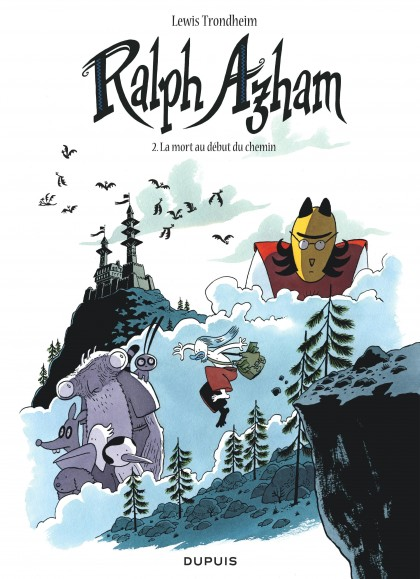 Ralph Azham - La mort au début du chemin