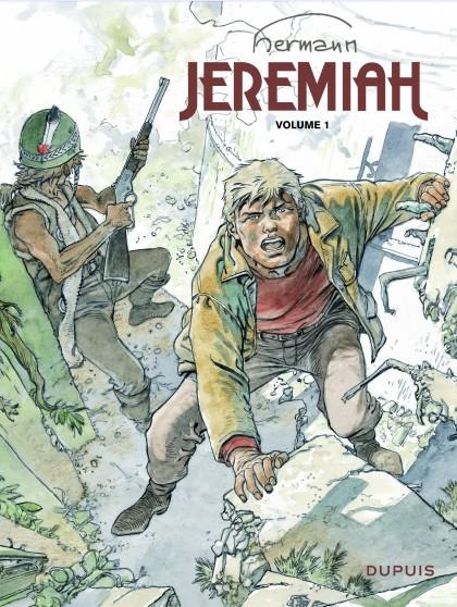 Jeremiah - L'intégrale (petit format) - Jeremiah - L'intégrale - Tome 1