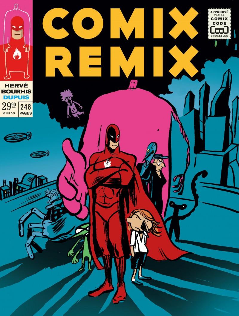 Comix Remix - Compilation - Comix Remix - Intégrale