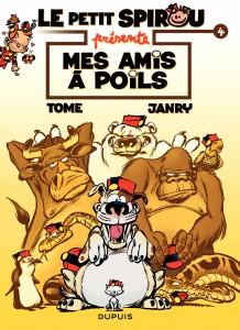 cover-comics-le-petit-spirou-prsente-8230-tome-4-mes-amis--poils