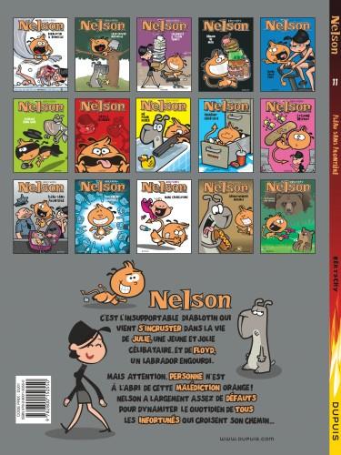Nelson Tome 11 Fleau Sans Frontiere Livres Bd Par Bertschy Chez Dupuis A L Achat Dans La Serie Nelson Sur 9ᵉ Store