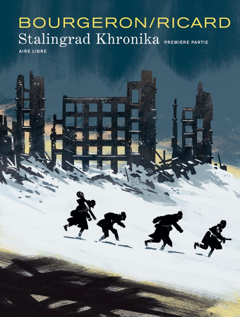 Stalingrad Khronika - tome 1 - Stalingrad Khronika