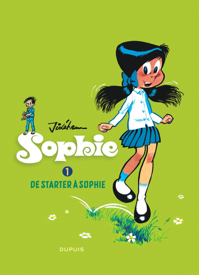 Sophie - l'intégrale - tome 1 - De Starter à Sophie - Volume 1