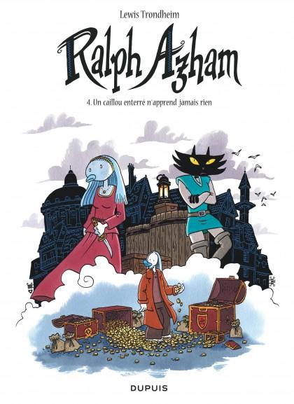 Ralph Azham - Un caillou enterré n'apprend jamais rien