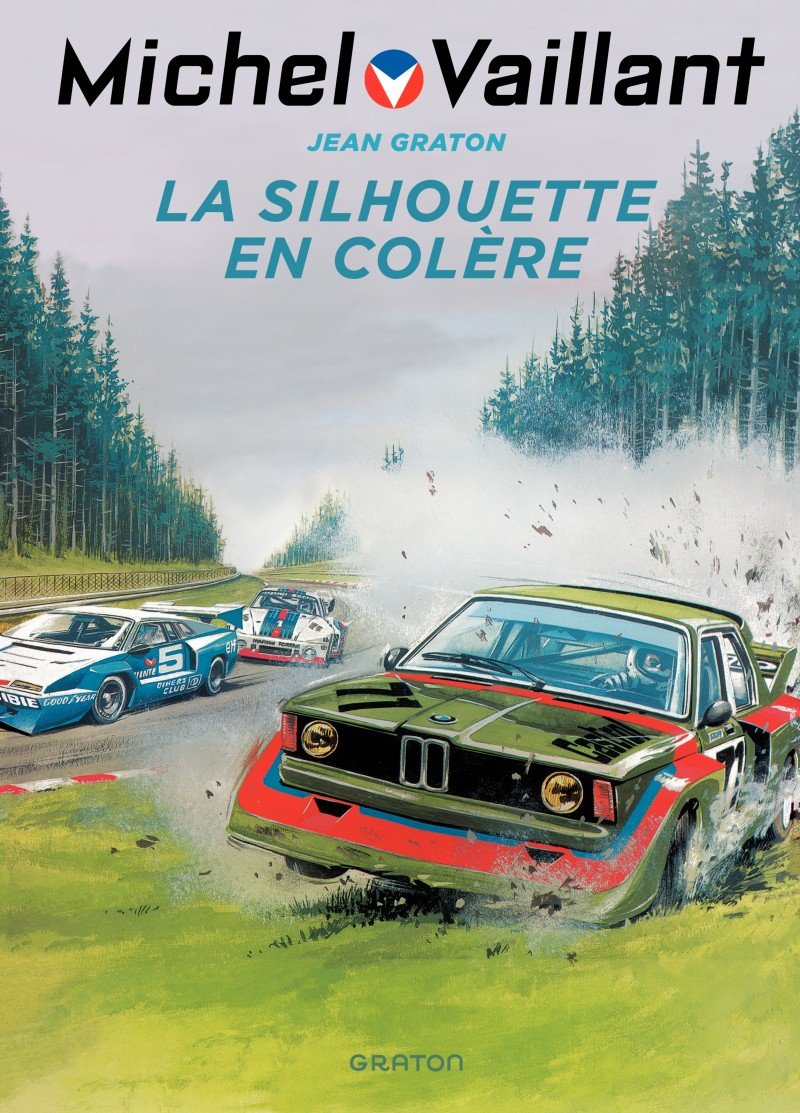 Michel Vaillant - tome 33 - La silhouette en colère