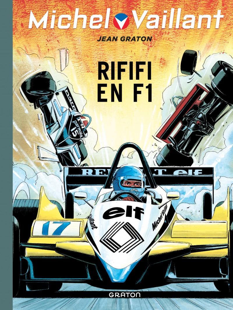Michel Vaillant - tome 40 - Rififi en F1