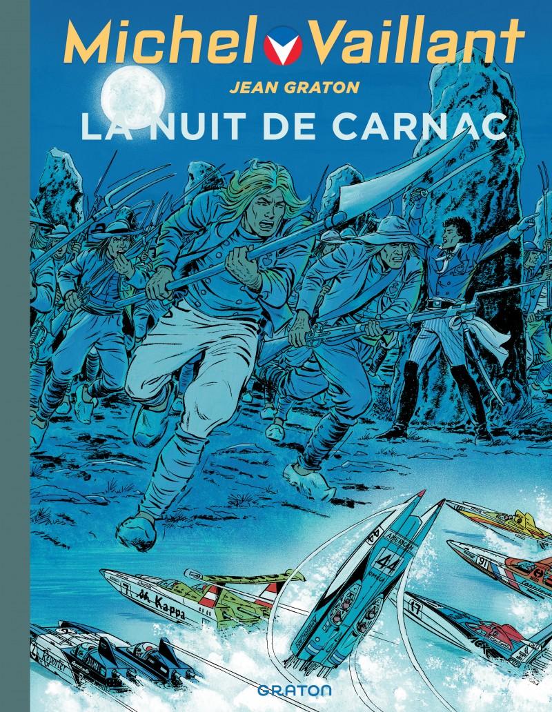 Michel Vaillant - tome 53 - La Nuit de Carnac