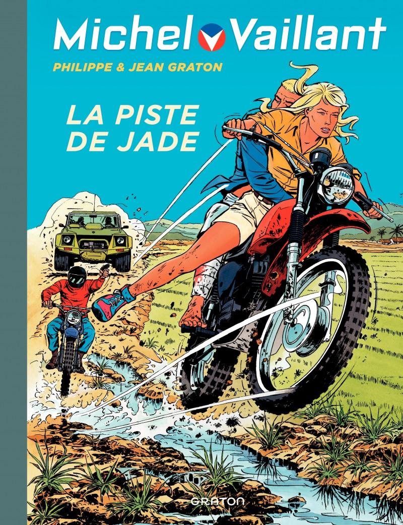 Michel Vaillant - tome 57 - La Piste de Jade