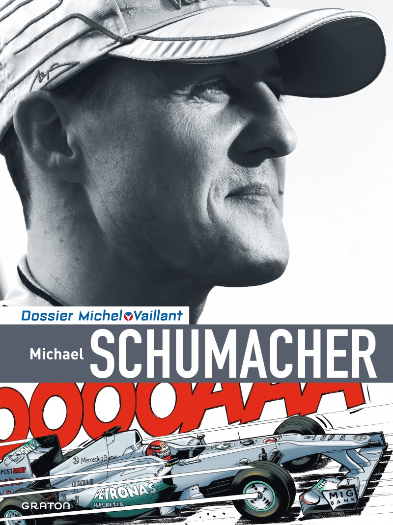 Michel Vaillant - Dossiers - tome 13 - Schumacher