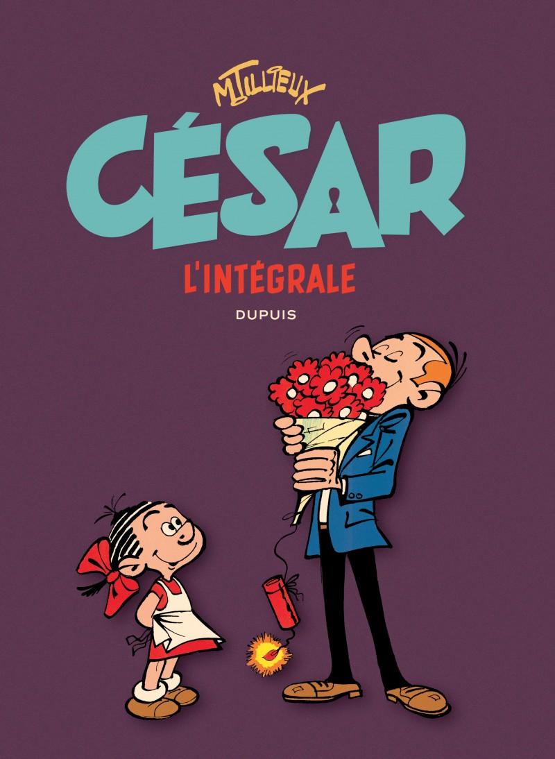 César - tome 1 - César - L'intégrale