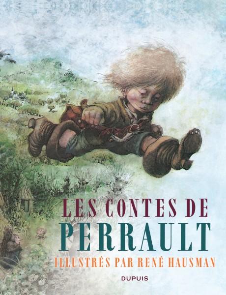 Les contes de Perrault (édition luxe)