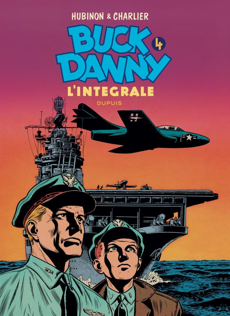 Buck Danny - L'intégrale - tome 4 - Buck Danny - L'intégrale - Tome 4