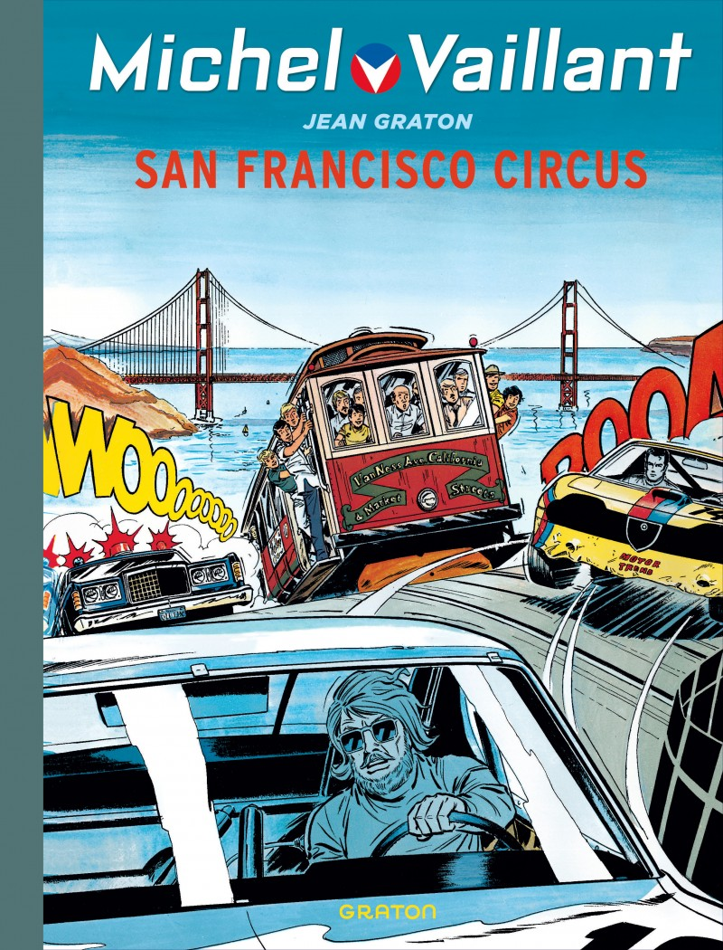Michel Vaillant - tome 29 - San Francisco circus