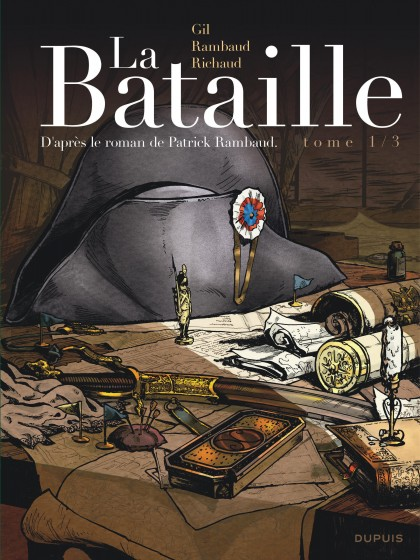 The Battle - Tome 1
