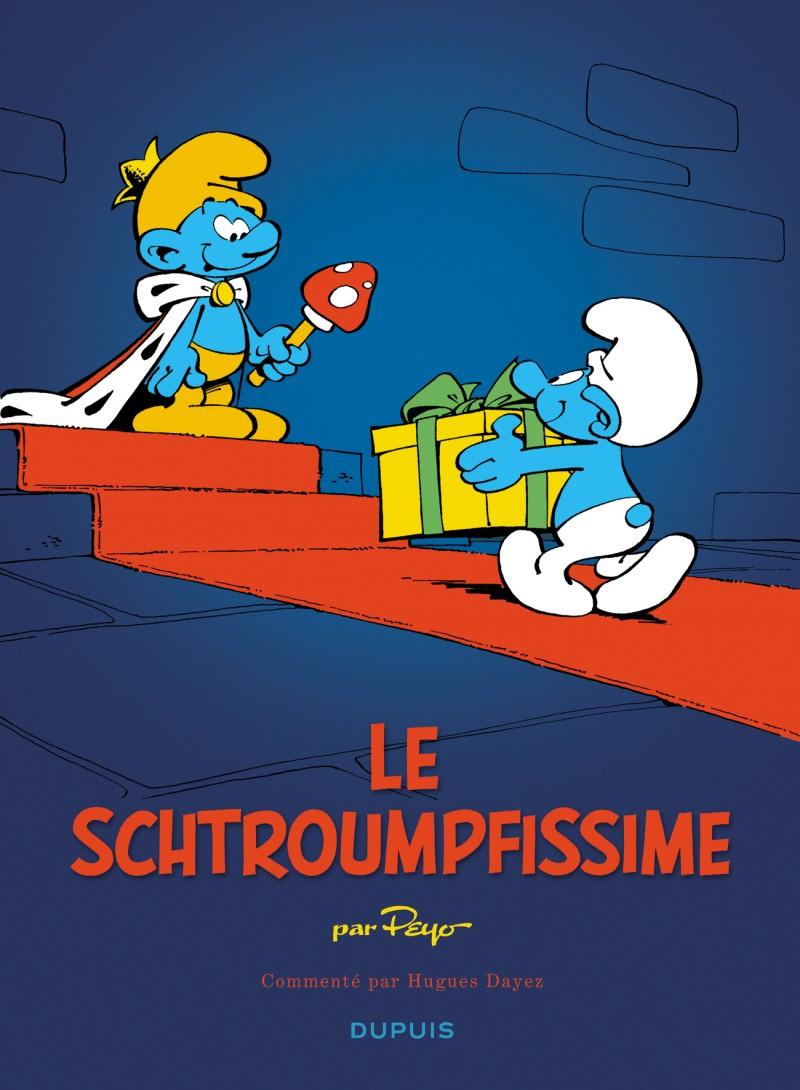 Les Schtroumpfs - tome 2 - Le Schtroumpfissime