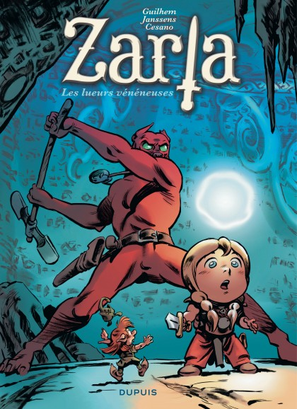 Zarla - Les lueurs vénéneuses