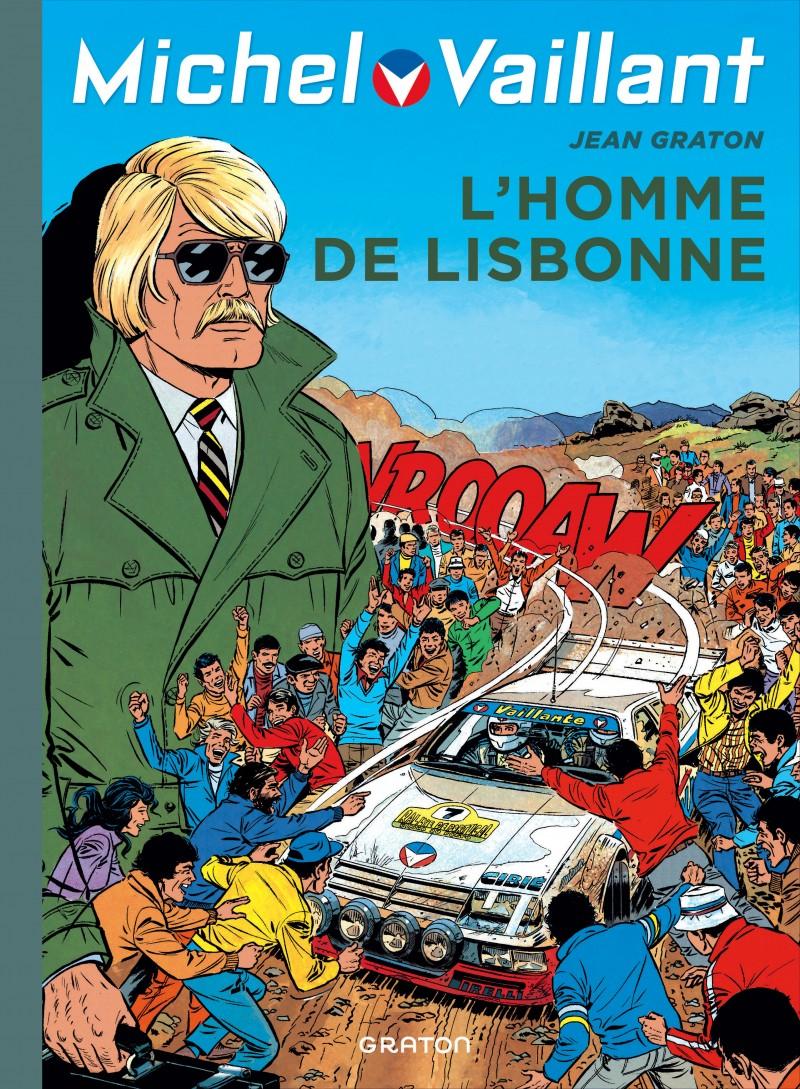 Michel Vaillant - tome 45 - L'homme de Lisbonne