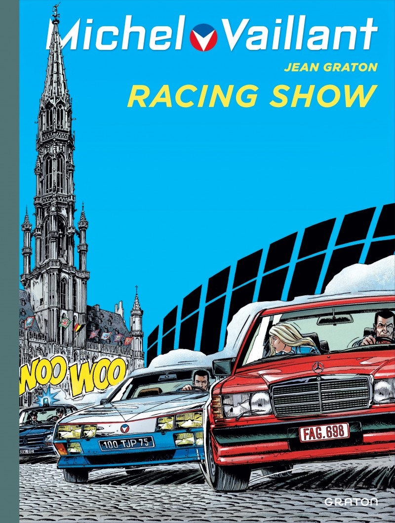 Michel Vaillant - tome 46 - Racing-show